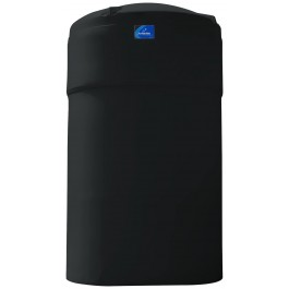 9500 Gallon Black Vertical Water Storage Tank