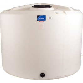 1650 Gallon Vertical Storage Tank