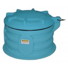 "16"" Ace Roto-Mold Aquifer Tank Access Extension"