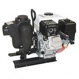 8 HP Banjo Gas Powered Pump