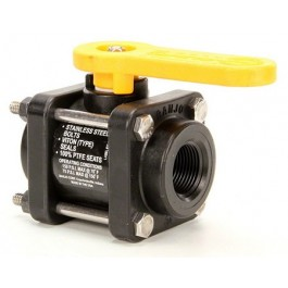 "3/4"" Bolted Ball Valve"