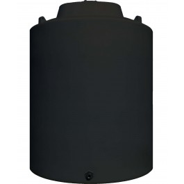 20000 Gallon Black Vertical Water Storage Tank