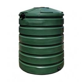 420 Gallon Green Rainwater Collection Storage Tank