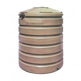 420 Gallon Mocha Rainwater Collection Storage Tank