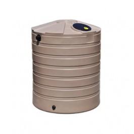 865 Gallon Mocha Rainwater Collection Storage Tank