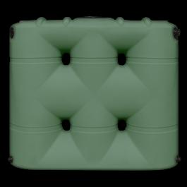 530 Gallon Green Slimline Rainwater Storage Tank