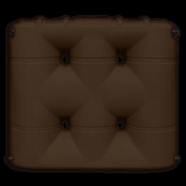 530 Gallon Brown Slimline Rainwater Storage Tank