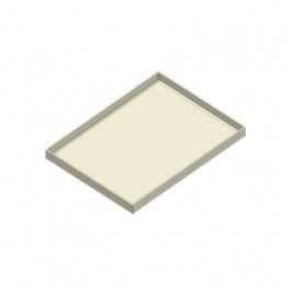 PE Shoe Box Lid For Chem-Tainer Open Top Tank