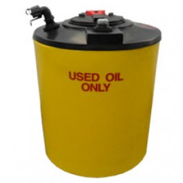 200 Gallon Waste Oil Tank