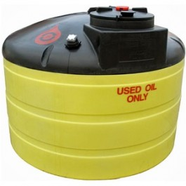 385 Gallon Waste Oil Tank