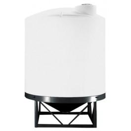 2650 Gallon Chem-Tainer Cone Bottom Tank