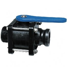 "2"" Compact Bolted Ball Valve"
