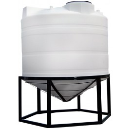 2000 Gallon Cone Bottom Tank