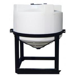55 Gallon Cone Bottom Tank