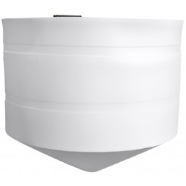 825 Gallon Cylindrical Cone Bottom Tank