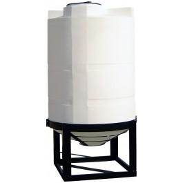 900 Gallon Cone Bottom Tank