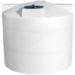 1000 Gallon XLPE Vertical Storage Tank
