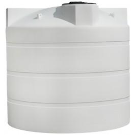 2500 Gallon XLPE Vertical Storage Tank