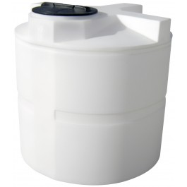 330 Gallon XLPE Vertical Storage Tank