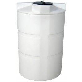 550 Gallon Vertical Storage Tank