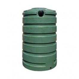 205 Gallon Green Vertical Water Storage Tank