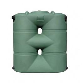 265 Gallon Green Slimline Water Storage Tank