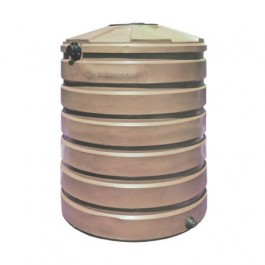 420 Gallon Mocha Vertical Water Storage Tank