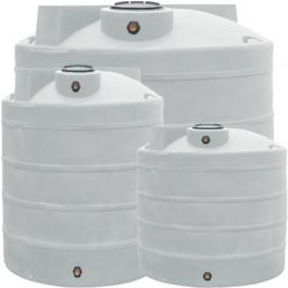 325 Gallon Vertical Water Storage Tank