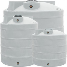 400 Gallon Vertical Water Storage Tank