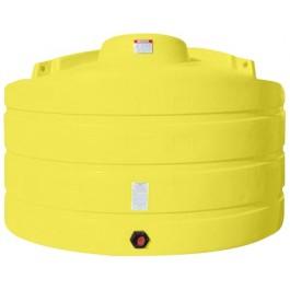 1125 Gallon Yellow Vertical Storage Tank