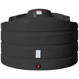 2020 Gallon Black Vertical Storage Tank