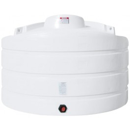2020 Gallon White Vertical Storage Tank