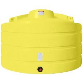 2020 Gallon Yellow Vertical Storage Tank