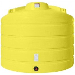 2520 Gallon Yellow Vertical Storage Tank