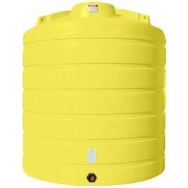 5050 Gallon Yellow Vertical Storage Tank