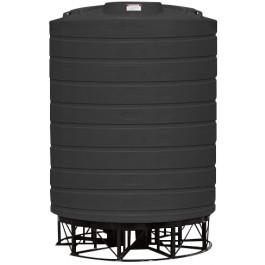 10000 Gallon Black Cone Bottom Tank