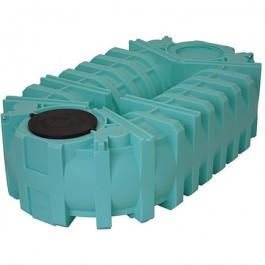 1500 Gallon Underground Water Tank