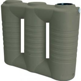 790 Gallon Beige Slimline Water Storage Tank