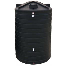 5200 Gallon Black Vertical Water Storage Tank