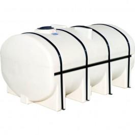 3250 Gallon Elliptical Leg Tank