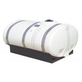 500 Gallon Elliptical Tank