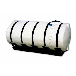 1600 Gallon Elliptical Tank