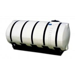 1600 Gallon Elliptical Tank