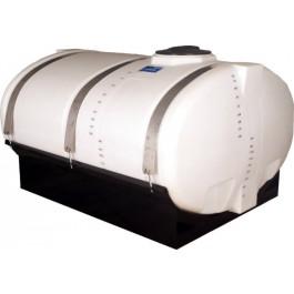 850 Gallon Elliptical Tank