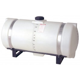 95 Gallon White Applicator Tank