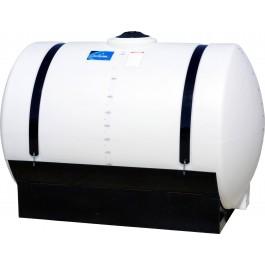 500 Gallon White Applicator Tank