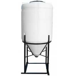 110 Gallon Inductor Cone Bottom Tank