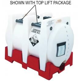 550 Gallon Megatainer IBC
