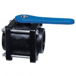 """2"""" Compact Bolted Ball Valve"""