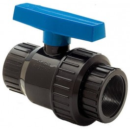 "1/2"" Single Union Ball Valve"